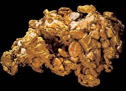 Ирландцы нашли крупнейшее в Британии месторождение золота