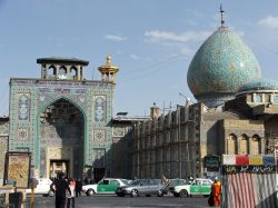 Буш признал право Ирана развивать гражданскую ядерную энергетику