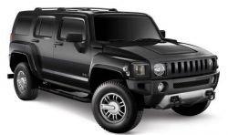 GM представил специальную версию Hummer H3 для Европы