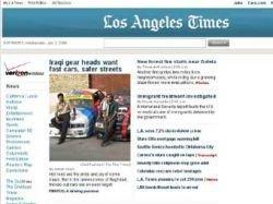 Los Angeles Times сокращает 250 сотрудников
