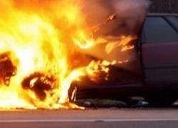 Маньяк-поджигатель машин  -  англичанин?