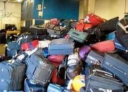 Как не потерять свой чемодан