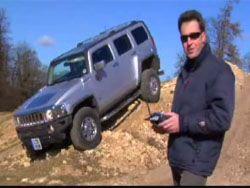 Hummer на радиоуправлении