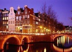 Голландия предоставляет отдых для влюбленных
