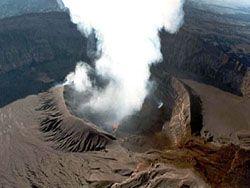 Девять самых красивых вулканов мира