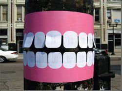 Самый интересный дизайн билбордов