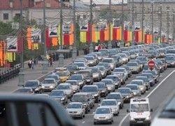 Где установлены камеры ГИБДД в Москве