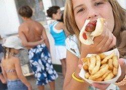 День семейного отдыха грозит ребенку ожирением и диабетом