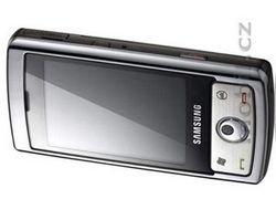 Неофициальная информация о коммуникаторе Samsung i740