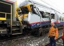 В Бельгии произошла железнодорожная катастрофа