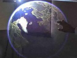 Японцы разработали голографический Google Earth