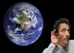 Земля истошно вопит, оглушая космос. О чем?