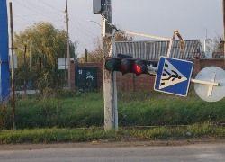 У москвичей появилась возможность  сообщать о неработающих светофорах