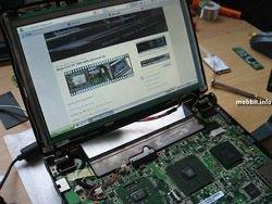 Моддинг: Asus Eee PC с сенсорным дисплеем