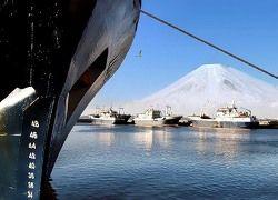 В Восточно-Китайском море затонуло рыболовецкое судно