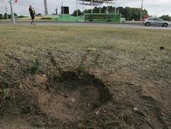 При взрыве в Минске ранения получили около 50 человек