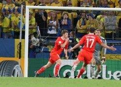 Гол Андрея Аршавина признан одним из самых красивых на ЕВРО-2008