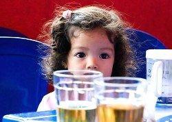 Если мама пьет, дети возненавидят спиртное