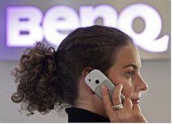 Компания Benq может покинуть рынок мобильных телефонов