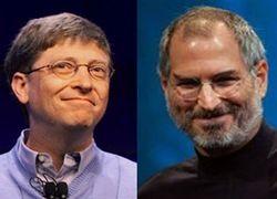 Стив Джобс против Билла Гейтса: тридцатилетняя война