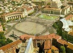 В Ереване проходит массовая акция оппозиции