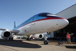 Программа Superjet-100 получит дополнительные вливания