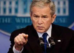 Буш и Олимпиада: споры продолжаются