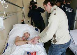 В Дагестане при взрыве ранены 2 милиционера