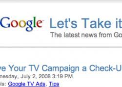 Google открыл ресурс, посвященный традиционным медиа