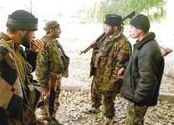 В Ингушетии блокированы боевики, напавшие на милиционеров