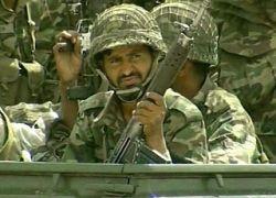 Войска Пакистана частично свернули операцию против боевиков