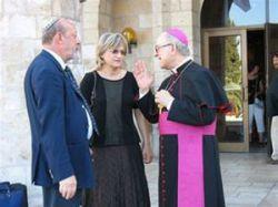 Диалог трех религий в Иерусалиме