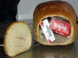 Поляки провезли 8.500 сигарет в хлебе