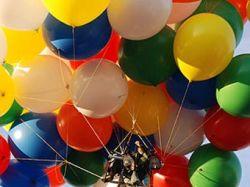 Американец перелетел из Орегона в Айдахо на воздушных шарах