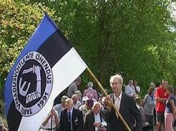 Эстонские эсэсовцы требуют, чтобы их признали борцами за свободу
