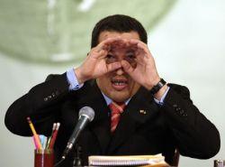 Чавес пригрозил изгнать из Венесуэлы европейские банки