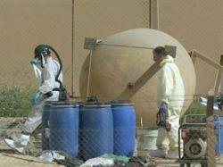 США вывезли из Ирака 550 тонн природного урана