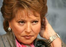 Следующим президентом России будет женщина?