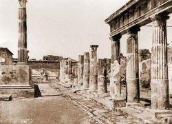 В Италии закроют Помпеи