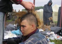 «Нашествие-2008»: трехдневный рок-фестиваль под дождем и в грязи