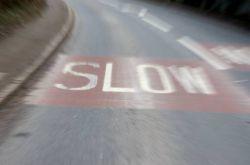 Ради экономии бензина предлагают закон об ограничении скорости