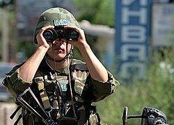 Южная Осетия обвиняет Грузию в размещении незаконных блокпостов
