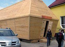 Украинский бар в виде гроба переедет в Подмосковье