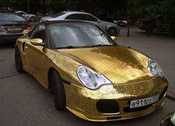 Сверхроскошный Porsche