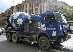 У воспитательницы детского сада в Москве украли бетономешалку