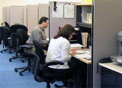 Самые большие угрозы здоровью офисных работников