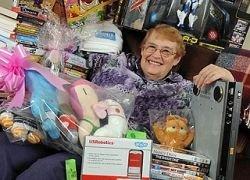 Самой удачливой женщиной Британии признана 68-летняя пенсионерка