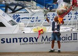 Первое в мире волновое судно преодолело Тихий океан