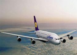 Из-за новой забастовки Lufthansa отменила сотню рейсов