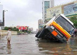 12 человек погибло от сильных ливней в провинции Хубэй